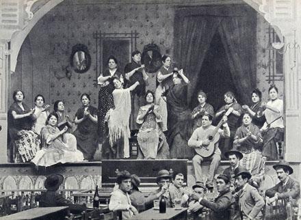 Café Chantant Sevilla Spain c1900.jpg