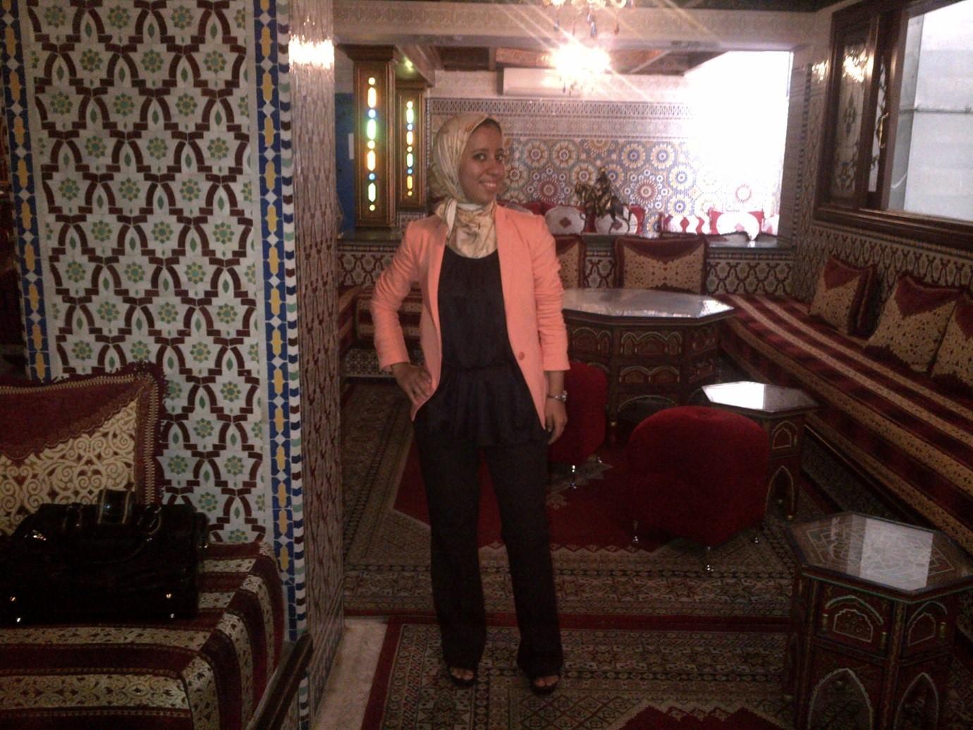 In traditional moroccan Hotel In casablanca.jpg