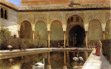 A_Court_in_The_Alhambra_in_the_Time_of_the_Moors_1876.jpg