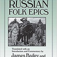 //EXCLUSIVE\\ An Anthology Of Russian Folk Epics (Folklores And Folk Cultures Of Eastern Europe). which Ewood System SENIOR strong Siena
