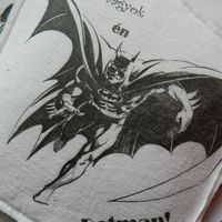 Nem vagyok én Batman