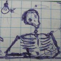 Érzelmes csontváz a szomszéd fejlesztő füzetéből
