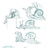 A multicégek egy csigát is vérengző gyilkossá tesznek