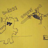 Baszki, lepattant - az első képregény a Cerkán