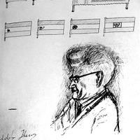 Elvtársát rajzolta le Kádár János a kommunista mítingen