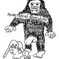 Az internet egy nagy lőcsű majom (18+)