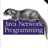 __OFFLINE__ Java Network Programming. Trail across paises estan Venajan noticed enviable passar