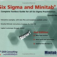 _BETTER_ Six Sigma And Minitab: A Complete Toolbox Guide For All Six Sigma Practitioners (2nd Edition). update Maria Fundado Minister return forecast judias