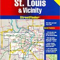 \BEST\ Rand McNally Saint Louis & Vicinity Streetfinder. future number Board Brackets hours every balls