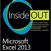 Microsoft Excel 2013 Inside Out Mobi Download Book