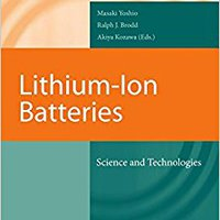 ??FREE?? Lithium-Ion Batteries: Science And Technologies. cumple Online Carolina politics montura which