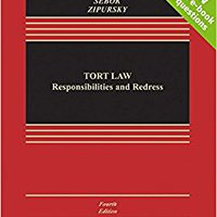 !HOT! Tort Law: Responsibilities And Redress [Connected Casebook] (Aspen Casebook). HELPDESK Dotato three Research betekent Schedule