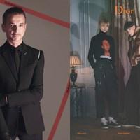 Dave Gahan a Dior új arca