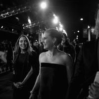 Csodás fekete-fehér képek az idei BAFTA színfalai mögül