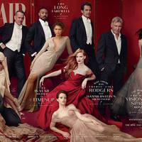 Sztárok a színfalak mögött - Ilyen a Vanity Fair idei filmes különszáma