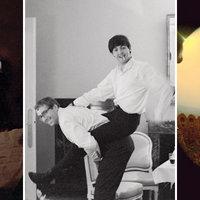Ringo Starr rendet rakott a kecójában és talált egy rakás régi Beatles fotót