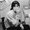 A 21 éves Mick Jagger a fodrásznál is rocksztár volt