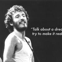 8 életbölcsesség a nagyszerű Bruce Springsteentől