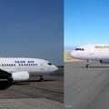 A Sólyom Airways dizájnja