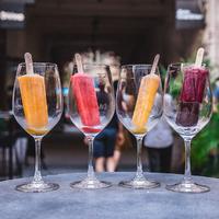 Izgalmas boros jégkrémekkel hűthetjük magunkat a nyáron