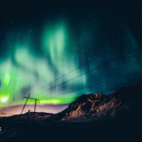 A sarki fény nyomában Izlandon