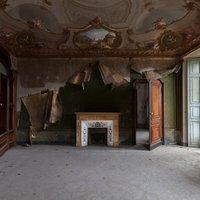 Elmúló elegancia - elhagyatott olasz épületek