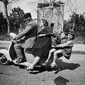 Olaszország a 60-as években - Bruno Barbey fotói