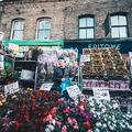 Menj virágpiacra Londonban - akkor is, ha csak átutazol!