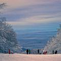 Kirándulás a téli Mátrába