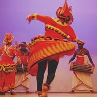 Hagyd, hogy Sri Lanka dobjai transzba ejtsenek