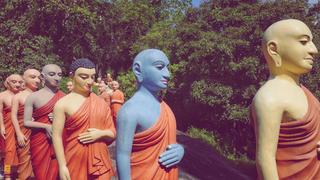 Sri Lanka legmélye: több ezer éves jelen
