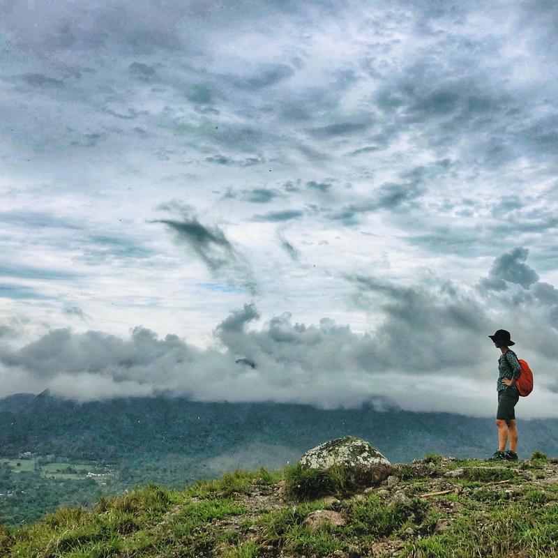 Amikor sétálni lehet a felhőkben