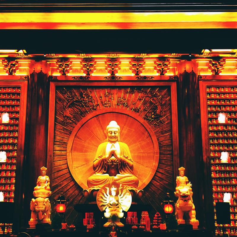 Mit mutat a Buddha?