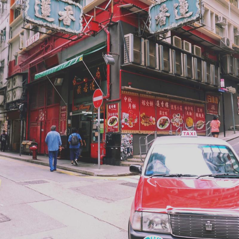 Hongkong: Séta a Szárnyas fejvadász díszletei közt