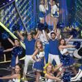Sztárban sztár című műsorban az ELTE Cheer Team