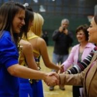 Beszámolók és riportok az  II. ELTE Cheerleader Bajnokságról