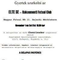 ELTE SE Futsal
