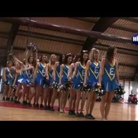 Riport az ELTE Cheerleader Versenyről