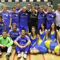 ELTE SE / ÉRD Futsal meccs