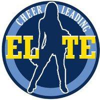 ELTE Cheer lányok logója