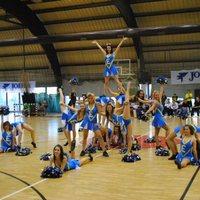 II. ELTE Cheerleader Verseny