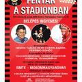 Fellépés a BMTE Stadion megnyitóján