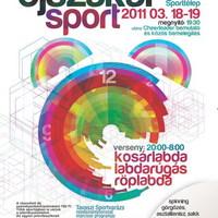 ELTE Cheerleaderek az Éjszakai Sporton és az Aerobik Napon