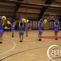 ELTE cheerleader 2010. 11.01