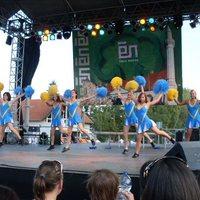 ELTE Cheerleaderek az Érdi Napokon