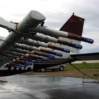 Bizonyíték #4: Felhő magvasító repülőgépek