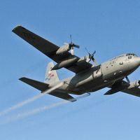 Bizonyíték #6: Az USAF valóban permetez