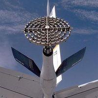 Bizonyíték #1: A zuhanyrózsával felszerelt repülőgép