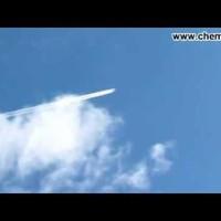 Bizonyíték #10: Chemtrail tankolást vettek videóra