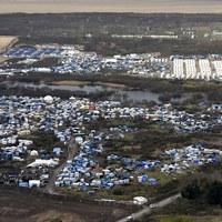 Calais-i táborozók